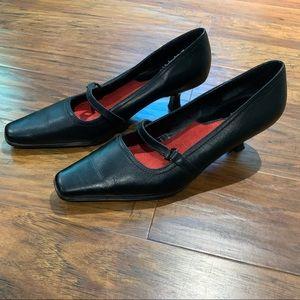 Black Aerosole Heels